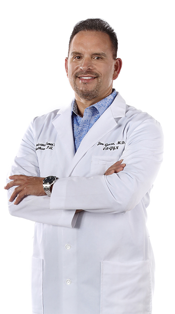 Jim Garza, M.D., F.A.C.O.G.